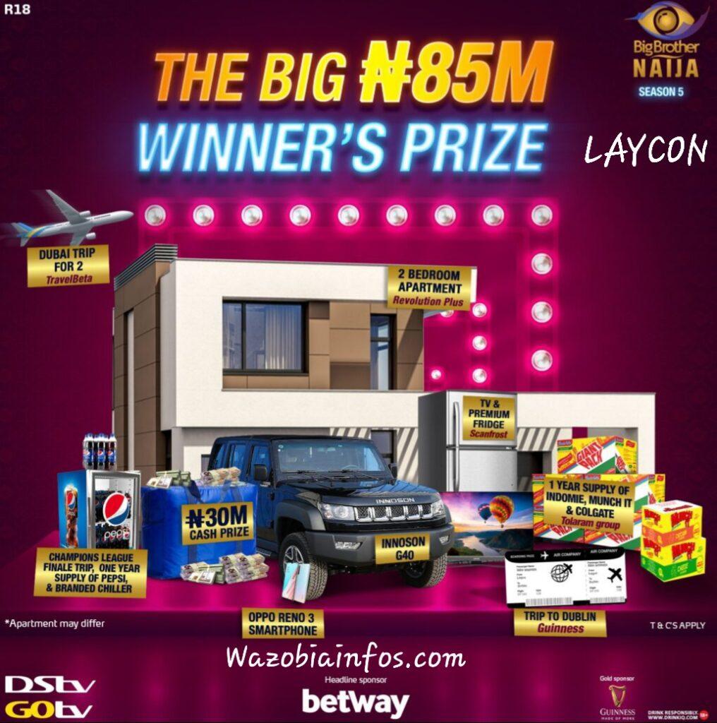 Laycon Emerges Big Brother Naija Lockdown Winner 2020