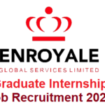 Enroyale Global Services Limited Graduate Internship Job Recruitment 2020 – Apply Now