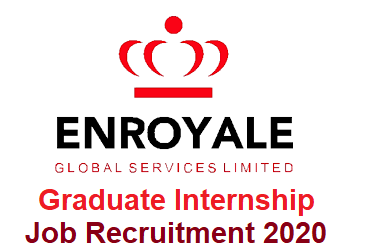 Enroyale Global Services Limited Graduate Internship Job Recruitment 2020 - Apply Now