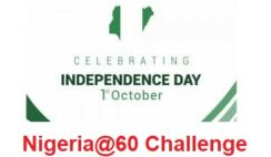FG Offers Millions in Prizes for Best Ideas to Mark Nigeria@60 - Register Now