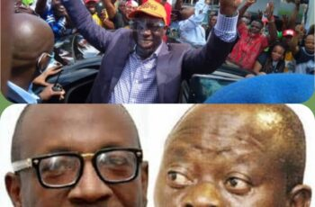Edo Decides 2020: Eze Laments APC's Loss, Blames Failure on Oshiomhole's Disastrous and Ugly Style of Administration