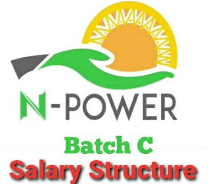 N-Power Monthly Salary Structure for All Programmes - Check Here