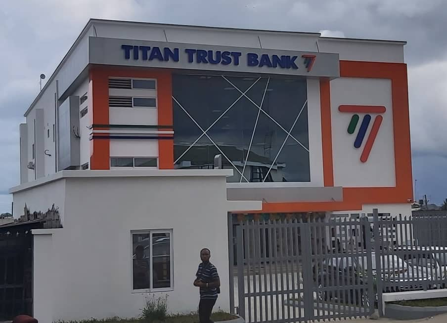 Titan Trust Bank Limited Port Harcourt Job Recruitment 2020 - Apply Now