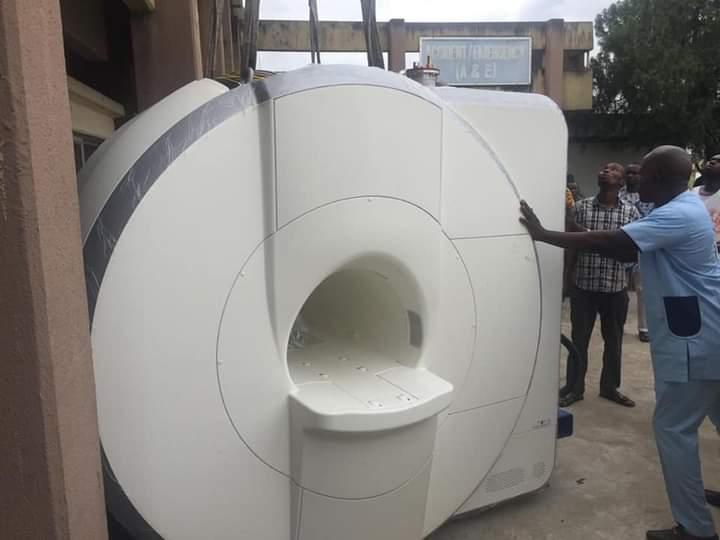 UPTH Buys Tesla Magnetic Resonance Imaging ( MRI) Machine
