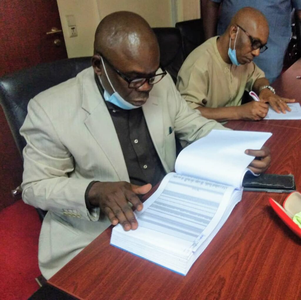 Rivers State Selection Committee Submits Final list of Selected Candidates for FG 774,000 Jobs
