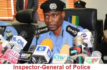 The Rank of the Inspector-General of Police and Salary - Check Here