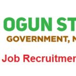 Ogun State Government Job Recruitment 2020 – Apply Now