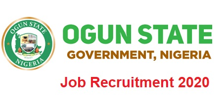 Ogun State Government Job Recruitment 2020 - Apply Now