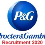 Procter and Gamble Plant Internship Program 2020 – Apply Now