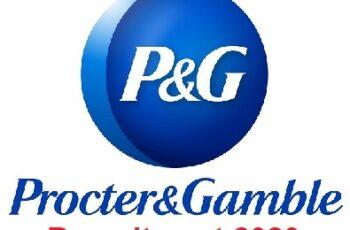 Procter and Gamble Plant Internship Program 2020 - Apply Now