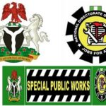774,000 Jobs: FG Approves November 1st As Commencement For Special Public Works (SPW) Programme