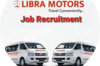 VACANCY: High Way Driver and Dispatch Rider at Libra Motors Limited