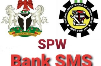 FG 774,000 Jobs: Have you Received any SMS for SPW Program?