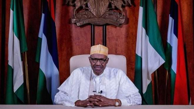 President Muhammadu Buhari finally Breaks Silence on #EndSARS Protest