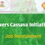 Rivers State $12Millon Cassava Initiative Job Recruitment – Application Form Portal