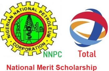 NNPC/Total National Merit Scholarship Scheme 2020-2021 - Apply Now