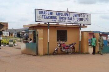 Obafemi Awolowo University Teaching Hospitals Complex (OAUTHC)