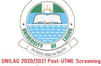 University of Lagos (UNILAG) 2020/2021 Post-UTME Registration