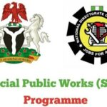 774,000 Jobs: FG Begins Distribution of Tools for Special Public Works Program