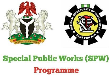 774,000 Jobs: FG Begins Distribution of Tools for Special Public Works Program
