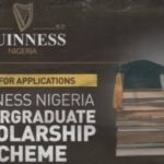 Guiness Nigeria Undergraduate Scholarship Scheme 2020/2021 – Apply Now