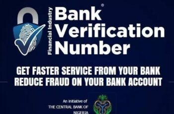 Bank Verification Number (BVN) - All You Need to Know About BVN