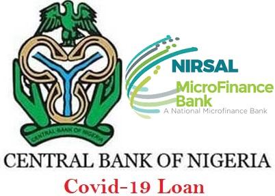 CBN Covid-19 Loan