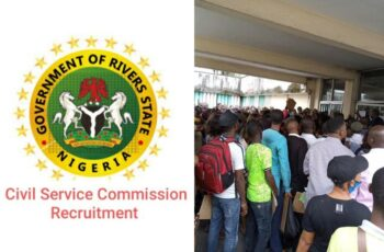 Rivers State Civil Service Commission 2020 Recruitment Application Submission Timetable