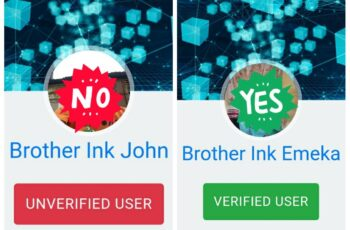 Difference Between Inksnation Verified/Unverified User or Exchanger, BVN Verification & Others