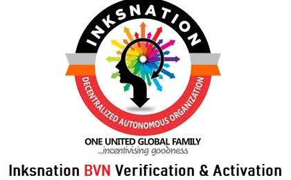 Inksnation BVN Verification & Account Activation - Check Here
