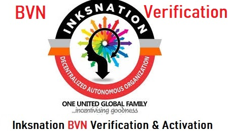 How To Verify Inksnation Account With BVN - Step by Step Procedures