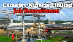 Lateejay Nigeria Limited