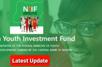 NYIF Business Plans: Nigeria Youth Investment Fund (NYIF) Latest Update - See News About NYIF Here
