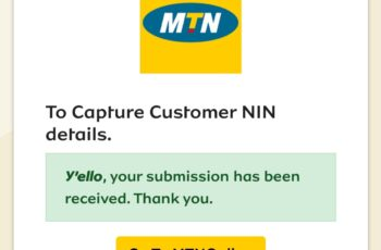 How to Submit Your NIN to MTN & Other Network Providers for SIM Card Verification - Step by Step Procedures