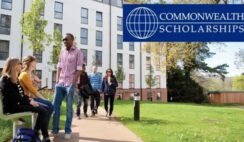 Commonwealth Scholarship and Fellowship Plan (CSFP) 2021/2022 Application Form Portal