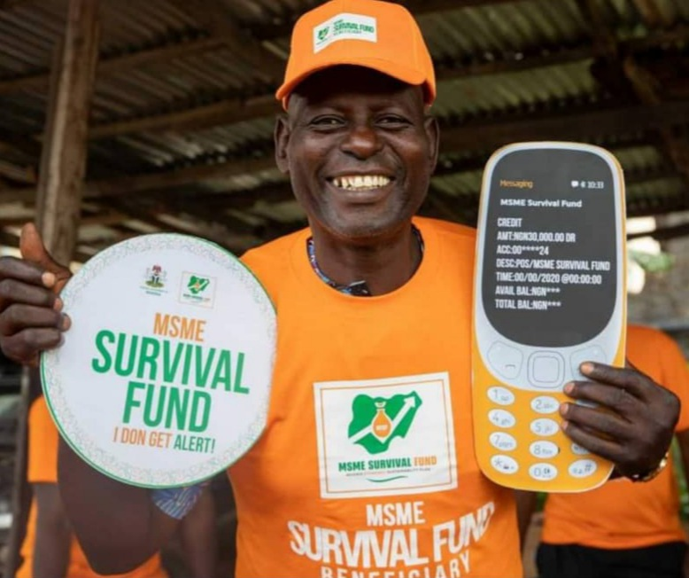 Survival Fund Latest Update: Portal Requesting For Beneficiaries Account Details To Get #50,000 Is Fake