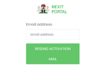 N-power NEXIT: Email verification commences