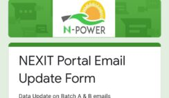 NEXIT Portal Email Update Form: How to Change Your Email Address & Other Issues on NEXIT Portal