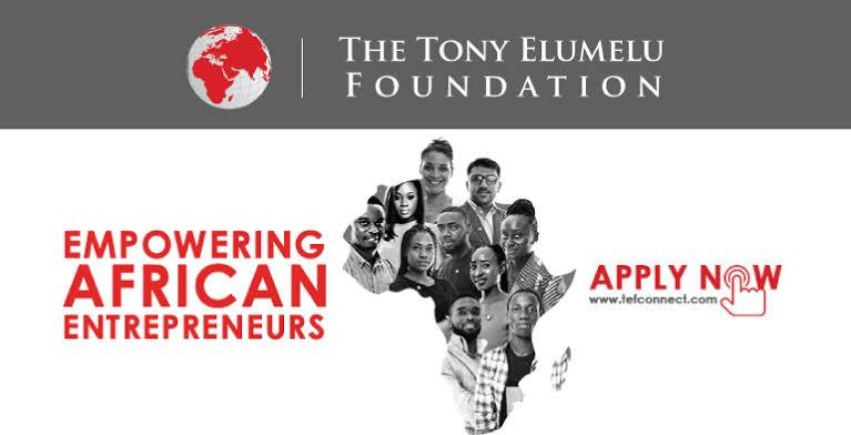 Tony Elumelu Foundation (TEF) 2021 Entrepreneurship Programme: How To Apply