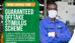 Guaranteed Off-take Stimulus Scheme - FG Opens Registration Portal