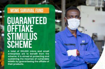 Guaranteed Off-take Stimulus Scheme - FG Opens Registration Portal