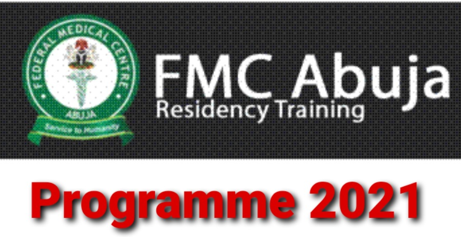 Federal Medical Centre Residency Training Programme 2021