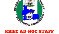 RSIEC AD-HOC Staff Recruitment 2021