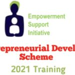 Empowerment Support Initiative | ESI Entrepreneurial Development Training 2021 – Apply Now