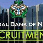 Central Bank of Nigeria (CBN) Nationwide Job Recruitment – Apply Now