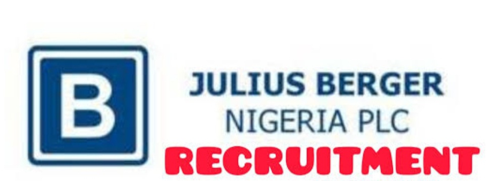 Massive Job Recruitment at Julius Berger Nigeria Plc