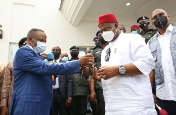 Imo Governor Lauds NDDC Boss, Calls for Stakeholder Support