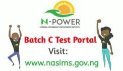 NPower NASIMS Login Portal