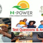 NPower Test Questions And Answers for Batch C Applicants via www.nasims.gov.ng Test Portal