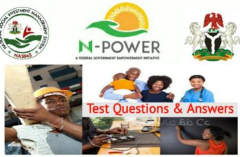 NPower Test Questions And Answers for Batch C Applicants via NASIMS Test Portal